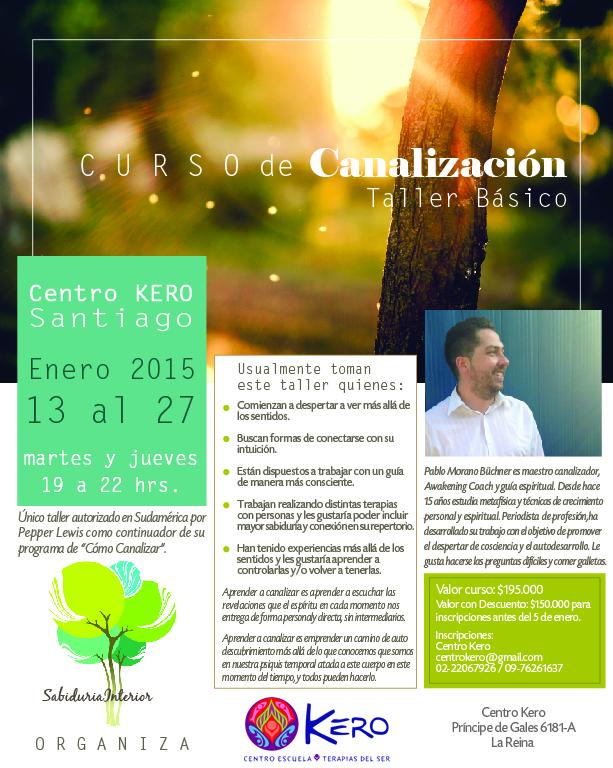 Curso_Canalización Kero